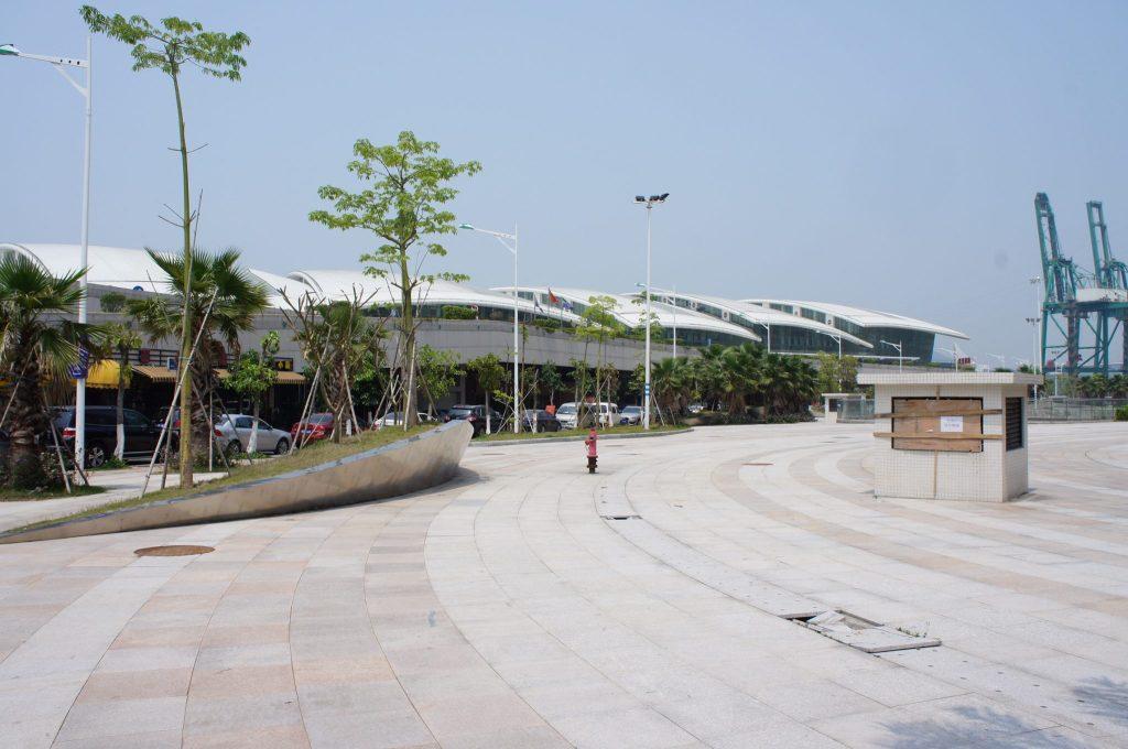 国際郵輪碼頭