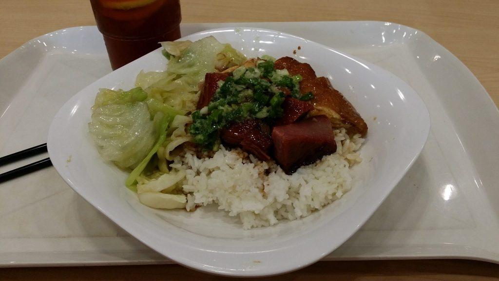 HKD22のご飯