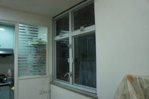 合法な窓完成