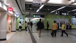 香港大学站 C出口方面