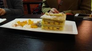 ドリアンケーキ